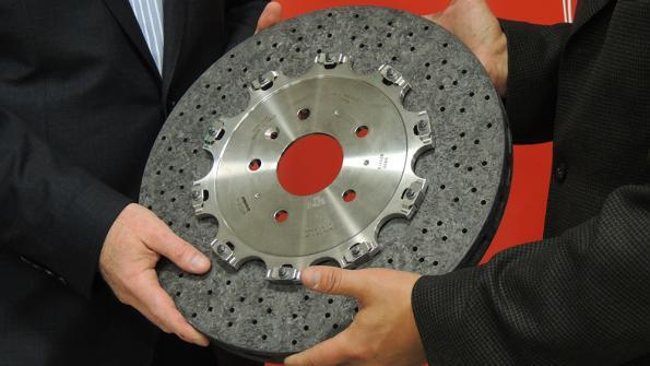 Once-Exclusive Brembo Adapts to High Volume