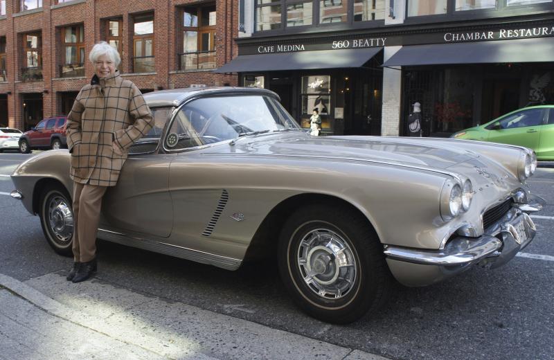 1962 Corvette is owner's pride and joy