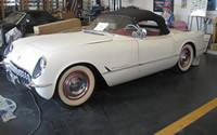 1953 Corvette #198