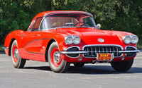 1960 Corvette Big Brake Fuelie