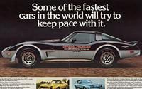 Corvette Advertisements