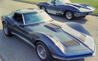Corvette Prototypes Gallery