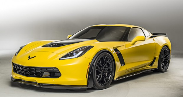 2015 Corvette Z06 Curb Weight Confirmed at 3,524 lbs