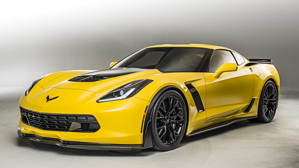 It's official! Power numbers for the 2015 Corvette Z06 have been released