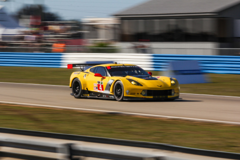 In Multiyear Agreement, Chevrolet Corvette C7.Rs to Benefit from Mobil 1™ Fully Synthetic Oil