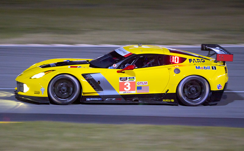 Congratulations Corvette Racing – 2nd and 4th Place in LMGTE Pro Class!