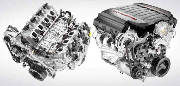 GM revving up production of new Corvette engines