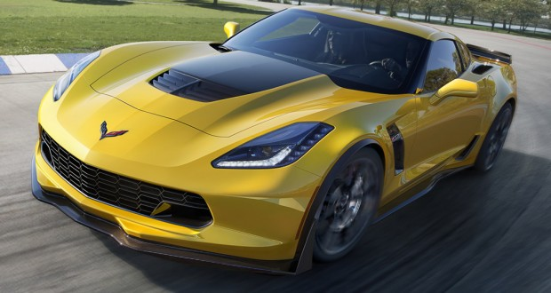 2015 Corvette Z06 Sprints to 60 mph in Less than 3 Seconds!