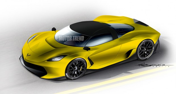 Scoop! Mid-Engine Chevrolet Corvette is a Go!