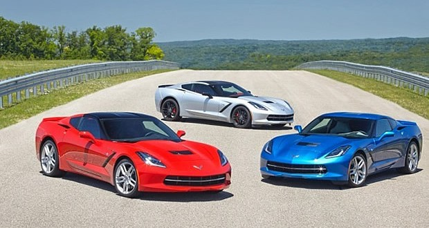 GM issues 2 recalls, stop-sale orders for 2015 Corvettes