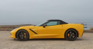 Meet the 2014 Corvette Stingray Convertible The 2014 Chevrolet Corvette Stingray Convertible is the first of the C7 Corvettes