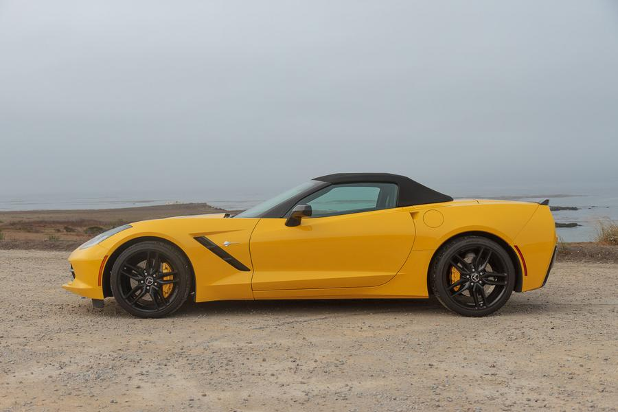 2014 Chevrolet Corvette Stingray Convertible Test Drive And Review: C7 Heaven