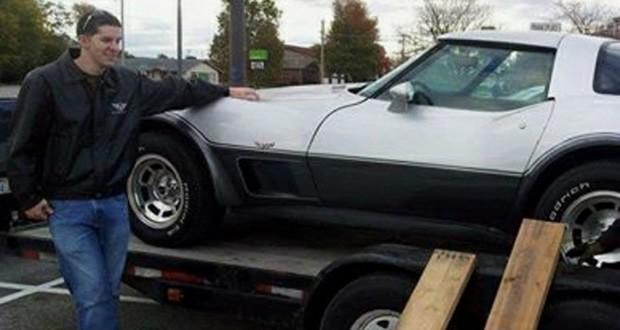 Family Corvette found after 15-year search