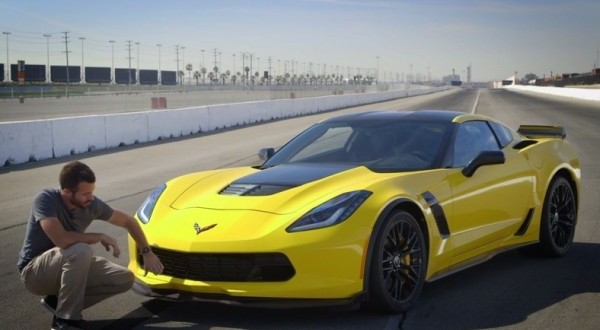 2015 Corvette Z06: GTR Beware! The High Performance Bargain Benchmark is Back!