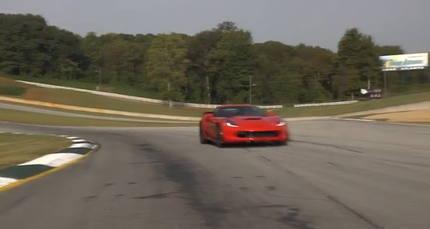 2015 Corvette Z06 Racing Footage