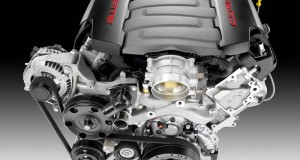 2L V8 engine for the 2015 Chevrolet Corvette wins a 10 Best Engine honor from WardAuto for a second year in a row. The LT1 Small Block engine is power dense, compact and helps propel the Corvette Stingray 0-60 mph in 3.8 seconds as well as achieve an estimated EPA 29 mpg highway. The engine is built in Tonawanda, New York.