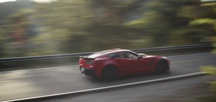 Top Gear Names 2015 Corvette Z06: 'Muscle Car of the Year'