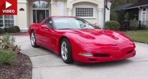 Man Puts 650,000 Miles in His 2000 Chevrolet Corvette!