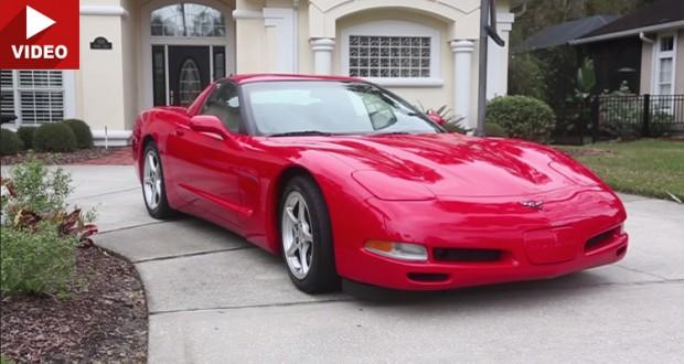 Man Puts 650,000 Miles on His 2000 Chevrolet Corvette!