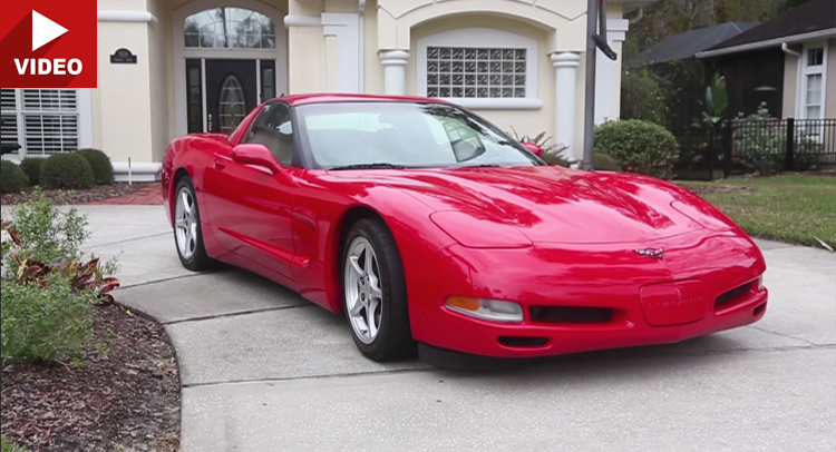 Man Puts 650,000 Miles on His 2000 Chevrolet Corvette!