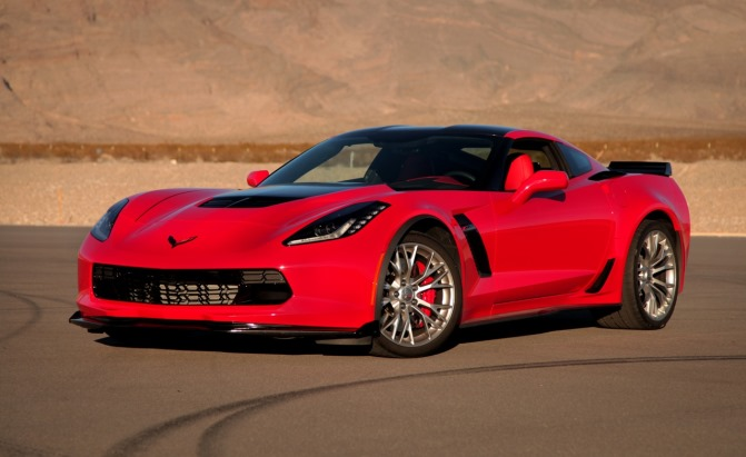 Video:  2015 Chevrolet Corvette Z06 Review First Drive