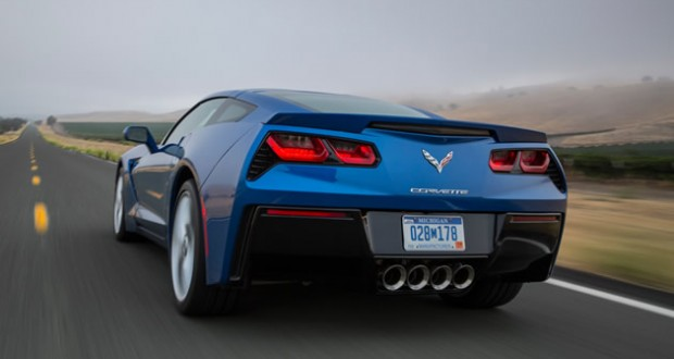 Recall Notice: 2015 Corvette Recall - Loose Toe Link Outer Ball Joint