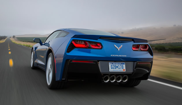 Recall Notice: 2015 Corvette Recall – Loose Toe Link Outer Ball Joint