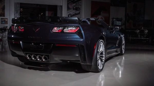 Jay Leno Reviews the 2015 Corvette Z06