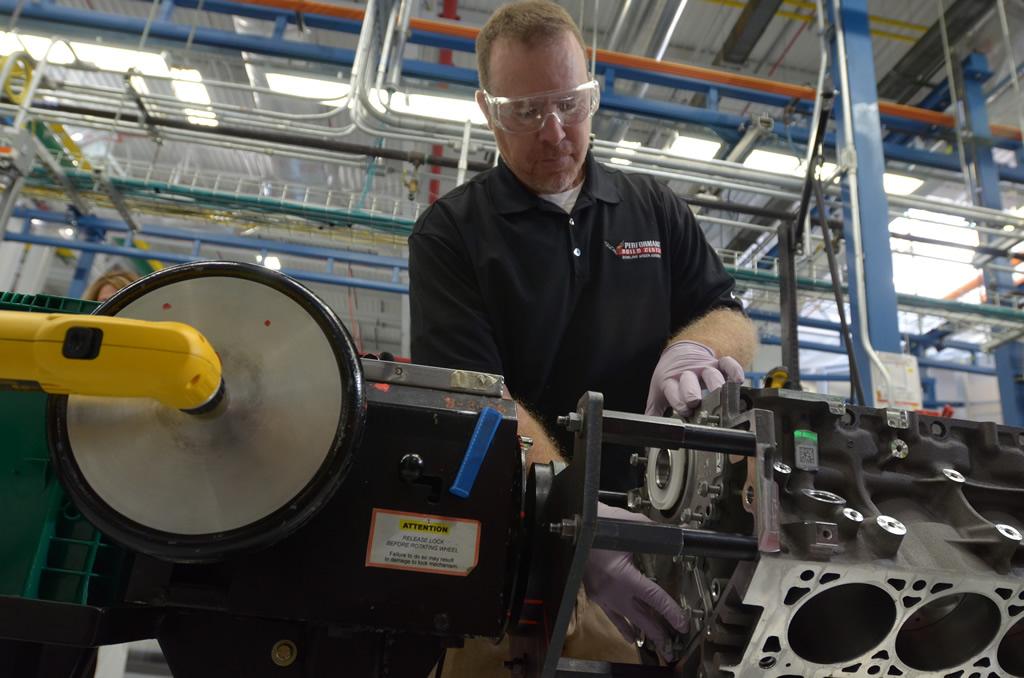 Exclusive Corvette Engine Build Experience Returns