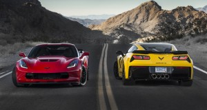 The 650-hp, 2015 Chevrolet Corvette Z06 is one of the most capable vehicles on the market, capable of accelerating from 0 to 60 mph in only 2.95 seconds, achieving 1.2 g in cornering acceleration, and braking from 60-0 mph in just 99.6 feet. Source: GM Media