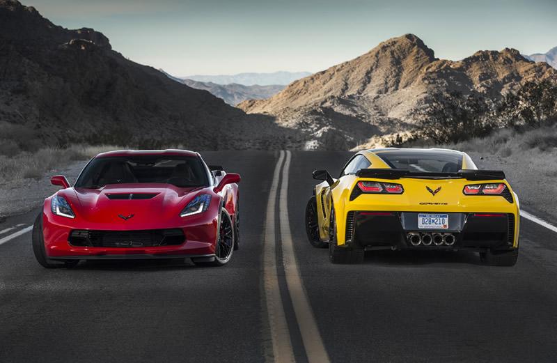Site Update:  High Resolution Photos: 2015 Corvette Z06