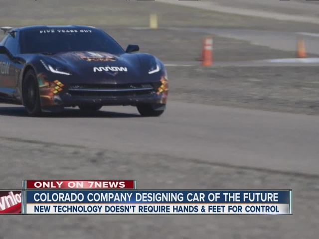 Video: Quadriplegic Hopes to Race Cars Again with his C7 Corvette