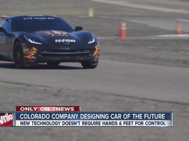 Video: Quadriplegic Hopes to Race Cars Again with his C7 Corvette