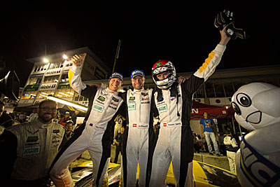 CORVETTE RACING AT SEBRING: A Florida Sweep for No. 3 Corvette C7.R