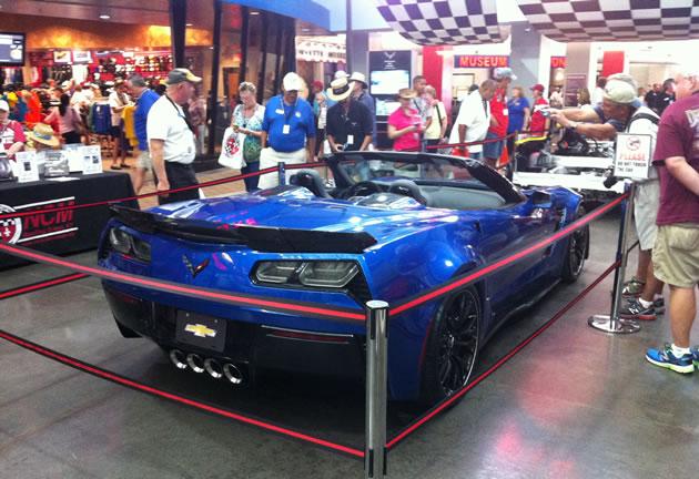 National Corvette Museum Celebrates 10,000th Corvette Delivery