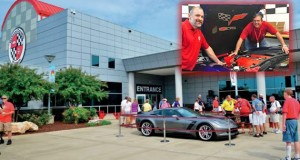 Phillip Wheeler and Daniel Decker head up the Museum's new Vehicle Maintenance and Preservation Department (Photo: National Corvette Museum)