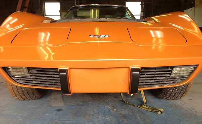 Owner of Stolen 1977 Corvette Needs Your Help!