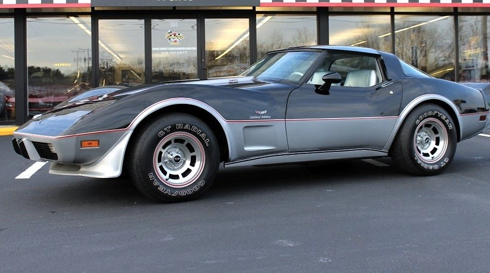 eBay Find of the Day:  1978 Corvette Pace Car with only 56 original miles