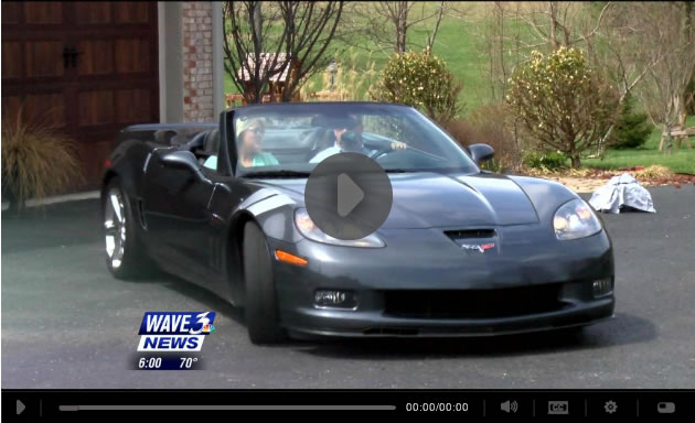Couple helps break up major auto theft ring after selling Corvette on Craigslist
