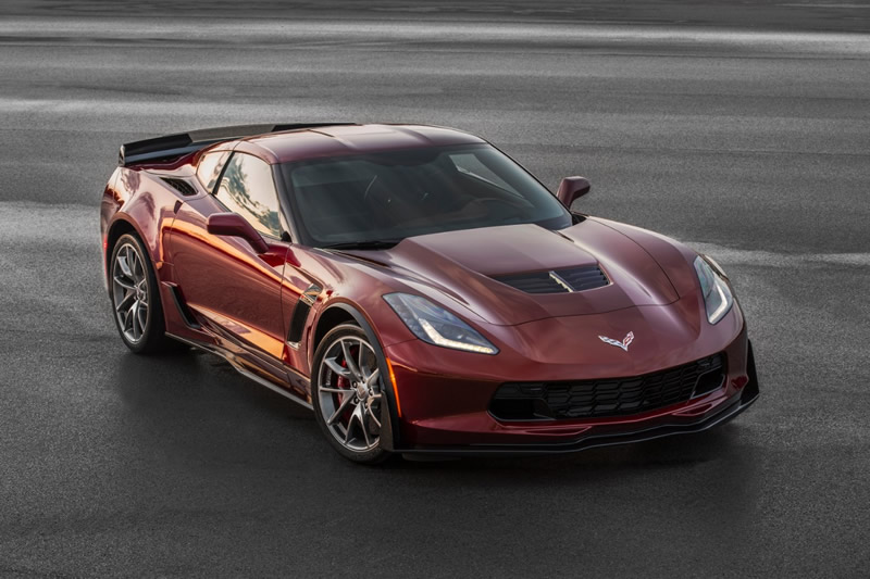GM Press Release: 2016 Corvette Z06 Is The Most Capable Corvette Ever