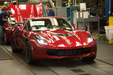 600,000 Corvettes and Counting: Mobil 1 and Chevrolet Celebrate Long-Standing Lubricant Technology Partnership