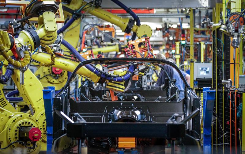 Chevrolet Corvette Plant Gets $439 Million in Upgrades
