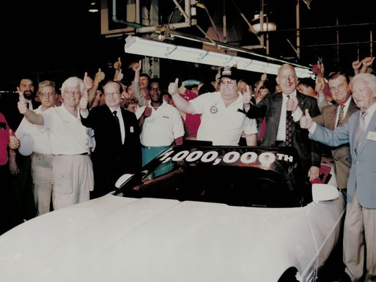 "Behind the ""Vette: The inside story behind No. 1,000,000"
