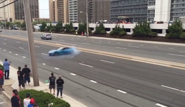 Video:  Here's What Not to do With Your Corvette!