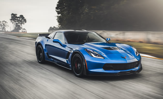 2015 Corvette Production Numbers Released