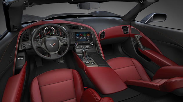 Ministry recalls Chevrolet Corvette 2014 to modify airbags position