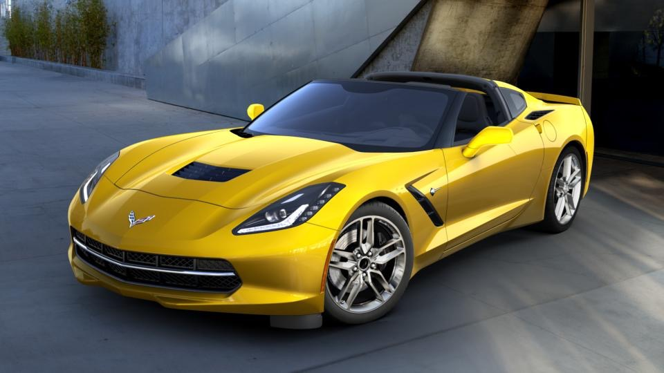 2016 Corvette Color Pallette Changes