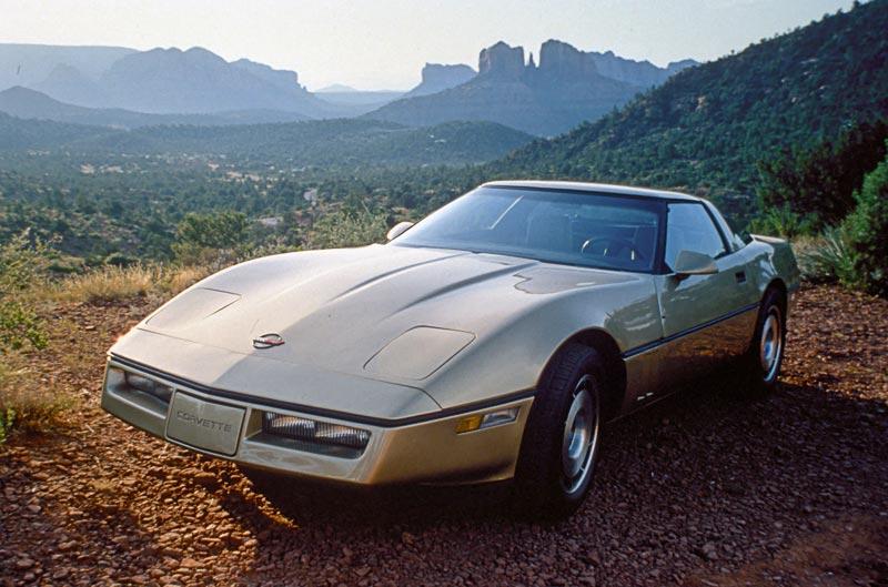 1984 Corvette Composite Bumper Wins 2015 SPE Hall of Fame Award