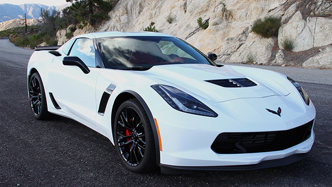 Video:  2015 Chevrolet Corvette Z06 – WR TV POV City Drive