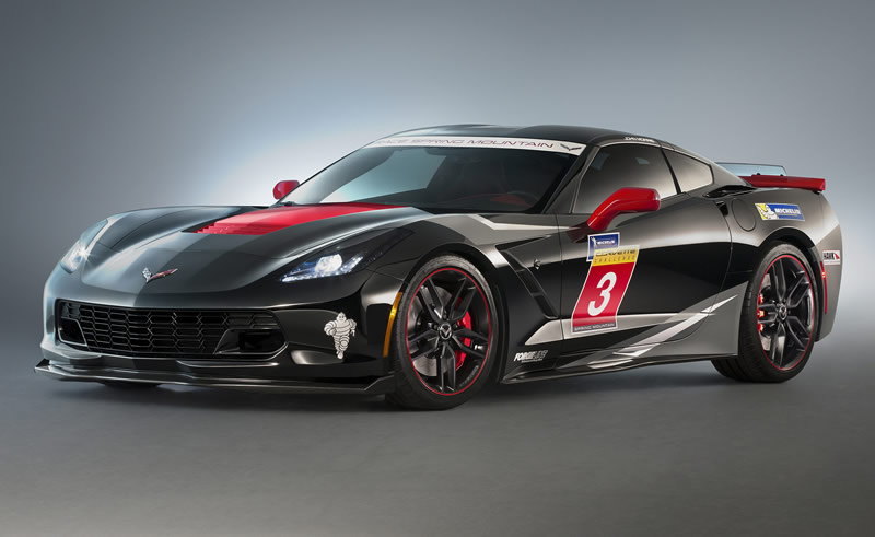 GM Press Release: New Z06 Parts Enhance Corvette Stingray Performance